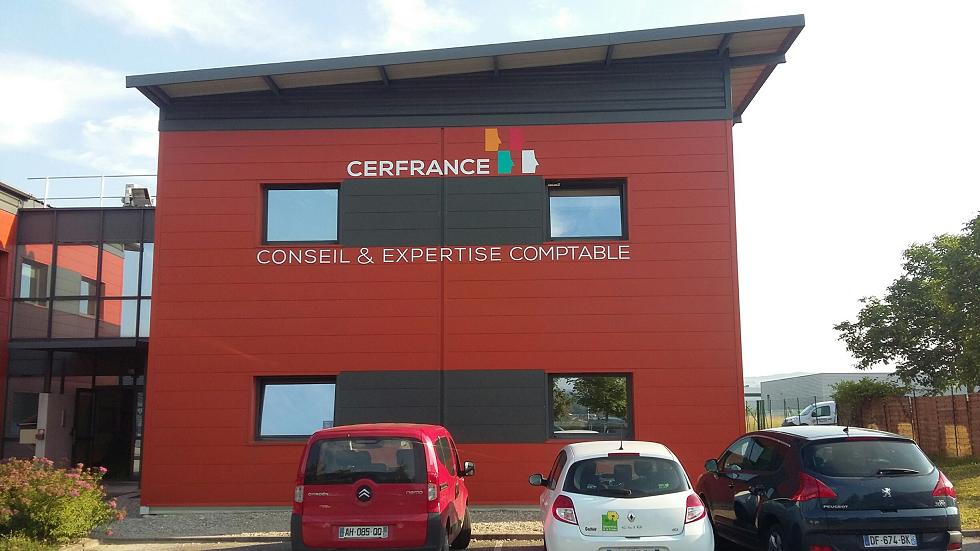Cerfrance Agence de SAINT-ETIENNE-DE-SAINT-GEOIRS
