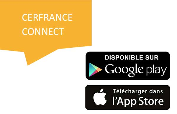 Application Cerfrance Connect